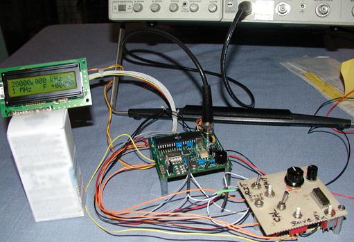 WA1FFL Amateur Radio VFO Kits